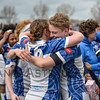 16-04-2016: Rugby: RUS v AAC Rugby: Amsterdam<br /> <br /> <br /> <br /> Fotograaf Andy Astfalck