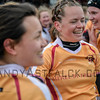 16-04-2016: Rugby: RUS v AAC Rugby: Amsterdam<br /> <br /> Mae-Ling Stuyt and Marklieke Broer from RUS <br /> <br /> Fotograaf Andy Astfalck