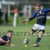16-04-2016: Rugby: RC Amstelveense v RC Oemoemenoe: Amsterdam<br /> <br /> Melvin Gale from ARC<br /> <br /> Fotograaf Andy Astfalck
