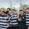 16-04-2016: Rugby: RC Amstelveense v RC Oemoemenoe: Amsterdam<br /> <br /> Oemoemenoe wins the Plate Final<br /> <br /> Fotograaf Andy Astfalck