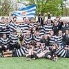 16-04-2016: Rugby: RC Amstelveense v RC Oemoemenoe: Amsterdam<br /> <br /> RC Oemoemenoe Winners of the Plate Final<br /> <br /> Fotograaf Andy Astfalck