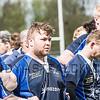 16-04-2016: Rugby: RC Amstelveense v RC Oemoemenoe: Amsterdam<br /> <br /> Amstelveense lose the Plate final to Oemoemenoe<br /> <br /> Fotograaf Andy Astfalck
