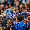 16-04-2016: Rugby: RC Hilversum v The Dukes : Amsterdam<br /> <br /> Hilversum fans<br /> <br /> Fotograaf Andy Astfalck