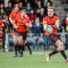 16-04-2016: Rugby: RC Hilversum v The Dukes : Amsterdam<br /> <br /> <br /> <br /> Fotograaf Andy Astfalck