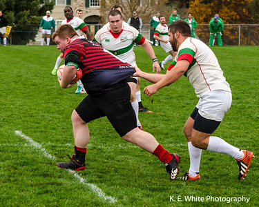 Lancaster Roses RFC vs Washington Irish