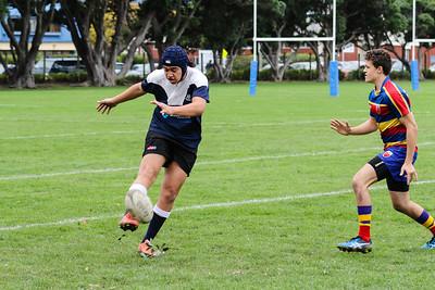 Under-21 Colts Rugby union match between Tawa v Petone at Petone Recreation Ground, Wellington, New Zealand on 21 May 2016. Final score 52-26 to Tawa.