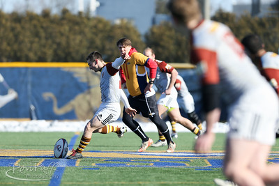 2018 Canisius Sevens Rugby Blender Tournament. 3/17/18. Demske Sports Complex, Buffalo NY.