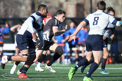 3/31/2018. Major League Rugby Rugby United New York vs Mystic River Rugby Club.