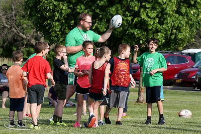 South Buffalo RFC Flag Rugby