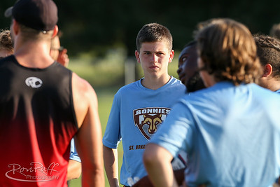 2018 St. Bonaventure High School Rugby Camp.