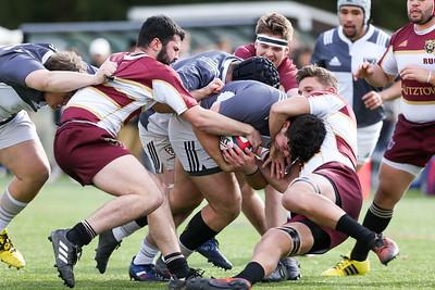 St. Bonaventure Bonnies vs Kutztown Bears. 11/11/18.