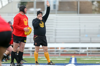 """WNY Youth Rugby Charity-Polooza. DHL """"Rugby Delivered"""" Promotion. 11/17/2018"""