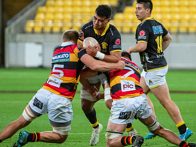 Wellington v Waikato , Wellington, New Zealand, on 12 October 2019