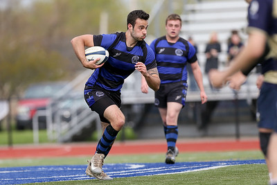 Canisius Crusaders HS Rugby vs Grand Island Vikings. 5/16/19.