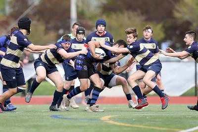 Canisius Crusaders HS Rugby vs Grand Island Vikings. 5/16/19.
