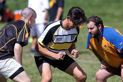 2019 Rob Peraza Gringo Cup. SBU Rugby Alumni game.