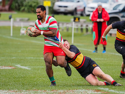 Paremata-Plimmerton  v HOBM (reserves), played at Mana, Wellington, New Zealand,  1 August 2020.