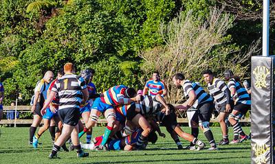 Tawa v Oriental-Rongotai, played at Lyndhurst Park, Tawa, Wellington, New Zealand,  11 July 2020