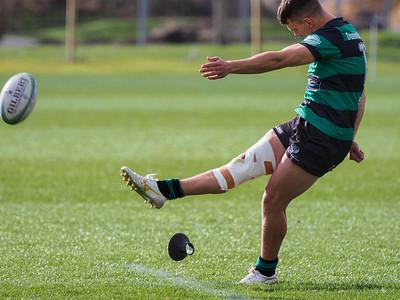 Upper Hutt Rams v Wainuiomata, played at Maidstone Park, Upper Hutt, Wellington, New Zealand,  29 August 2020.