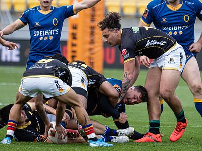 Wellington v Otago, played at Sky Stadium, Wellington, New Zealand, 10 October 2020