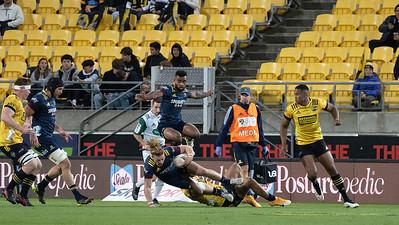 Hurricanes v Highlanders ,played at Sky Stadium, Wellington, New Zealand,  30 April 2021