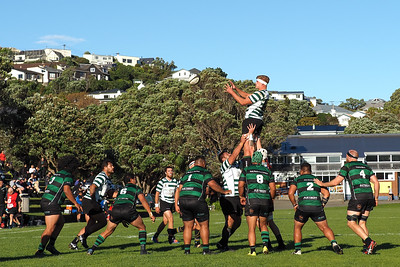 OBU v Wainuiomata ,played at Nairnville Park, Wellington, New Zealand,  15 May  2021.
