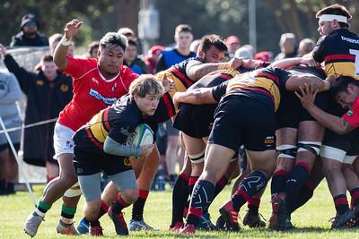 Paremata-Plimmerton v MSP, ,played at Ngatitoa Domain, Mana, Wellington, New Zealand,  17  April 2021