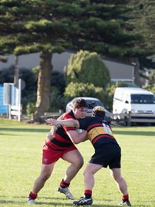 Poneke v Paremata-Plimmerton ,played at  Ngatitoa Domain, Mana, Wellington, New Zealand