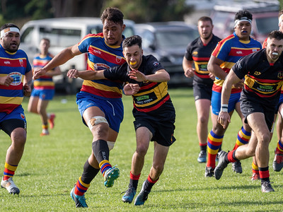 Tawa v Paremata-Plimmerton, Mana, Wellington, 1 MAY 2021