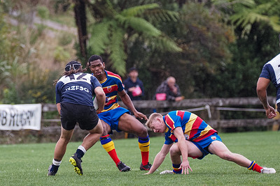 Tawa v Petone , played at Lyndhurst Park, Tawa, Wellington, New Zealand,  10 April 2021