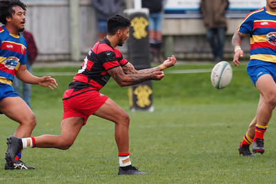 Tawa v Poneke, played in Lyndhurst Park, New Zealand, 8 May 2021