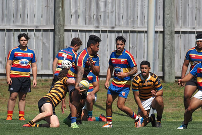 Tawa v Wellington Axeman, played at Lyndhurst Park, Tawa, Wellington, New Zealand,  13 March 2021.