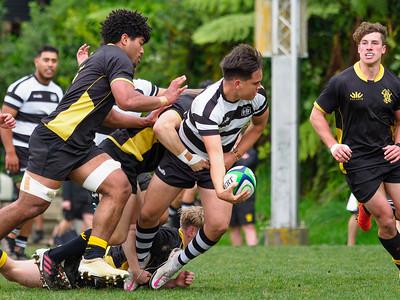Wellington v Hawkes Bay U19 - 25 September 2021