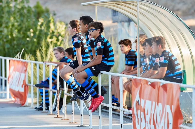 AD Ingenieros Industriales Las Rozas Rugby Sub-14