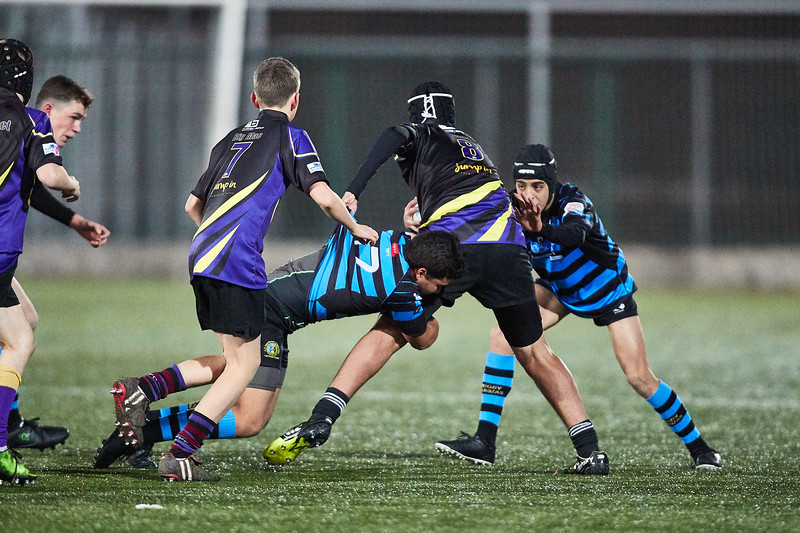 I.Industriales (2004/2005) vs Desborough Rugby