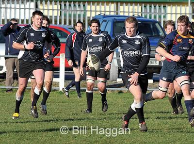 Ards 1st's-v-Banbridge. 12/2/2011