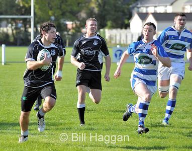 Ards 1sts-v-Dungannon, 13/10/2012