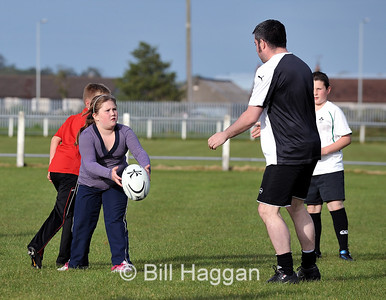 Ards Rugby Training Nights