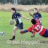 Ards U19's-v-Randalstown. 26/2/2011