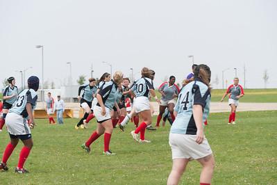 2012 CARFU Women vs Illinois