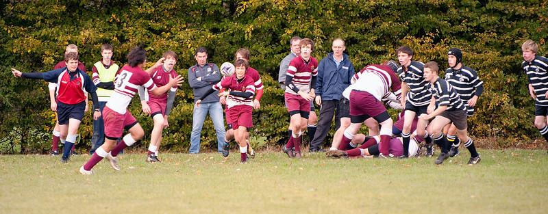 Amersham & Chiltern Rugby Chinnor Oct 2009
