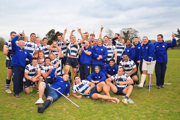 East Grinstead win RFU Intermediate Cup National Semi-Final at home defeating North Bristol 58-3