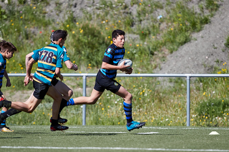 I.Industriales Azul vs Soto del Real R.C.: 24-29