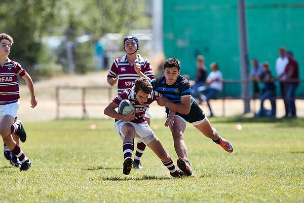 Kreab Alcobendas Rugby Rojo vs Ingenieros Industriales Azul: 0-31