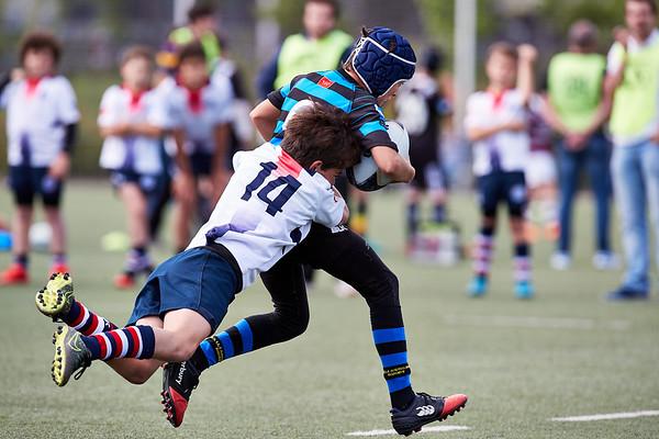 Indus Azul vs Liceo Francés Azul: 5-5 (Semifinal de Oro)