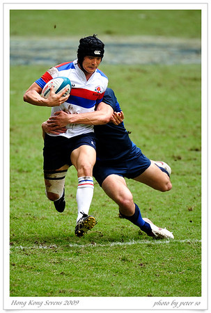 Hong Kong SEVENS Rugby 2009