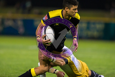 Malocchi Esdale Houston SaberCats vs New Orleans Gold  Feb 24, 2018 at Constellation Field