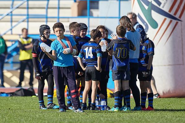 FRM Alcorcón Fase1 Jornada2, Industriales Azul vs XV Hortaleza Negro: 2-3, Liceo Francés Azul vs Industriales Azul: 1-5