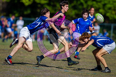 Rugby Under 16 boys  Key Biscayne 33-37 Okapi Wanderers 10am Kickoff @ St. Agnes Catholic Church Victor Ruiz/Victory Rising Photo