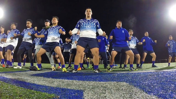 Trident High School Rugby Team Haka